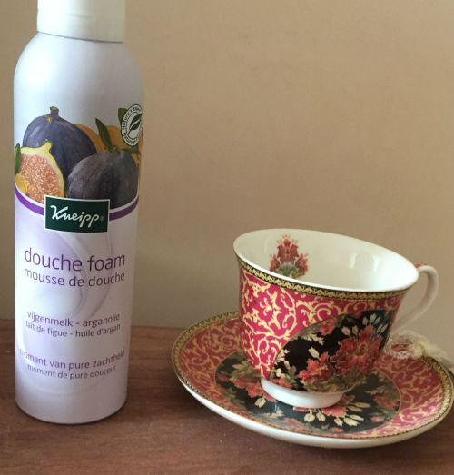 review kneipp douche foam vijgenmelk arganolie3