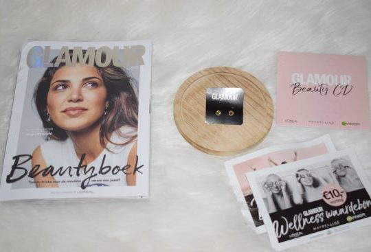Review: goodiebag van Glamour
