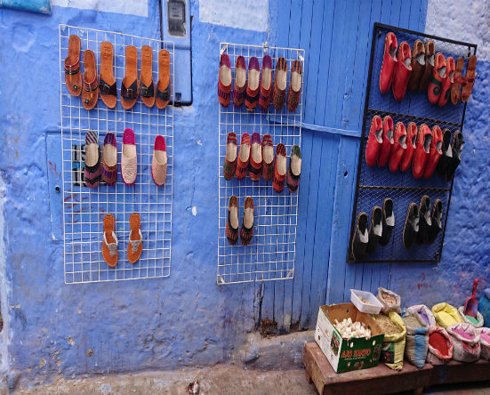 De 10 mooiste deuren van Chefchaouen