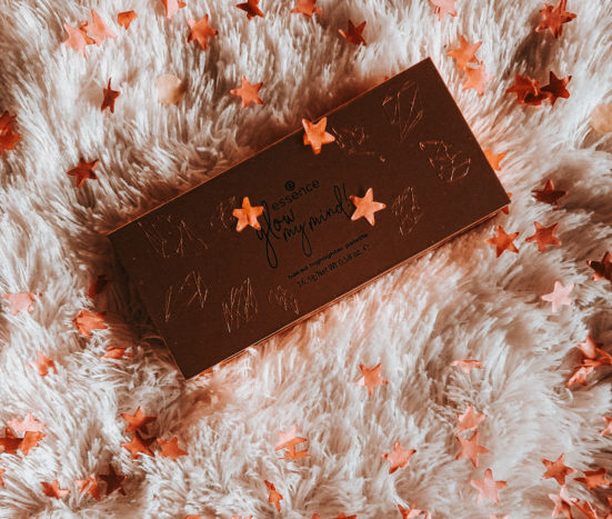 Highlighter on fleek! Review van Essence baked highlighter palette