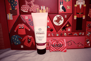 Review: deluxe adventskalender 2020 | The Body Shop