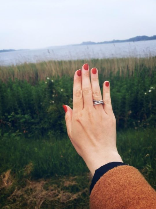 Review: Ti Sento ring  Mostert Juweliers