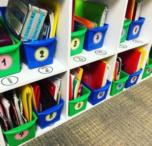 ditching the desks in primary grades