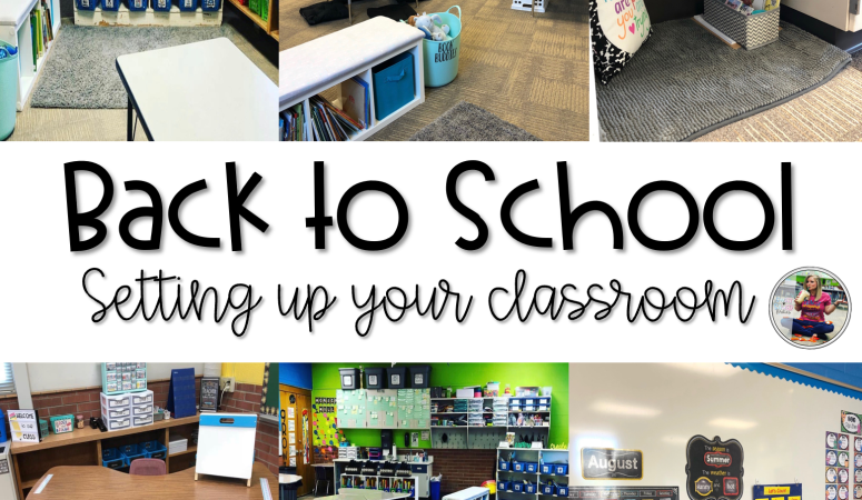 Tips for Successfully Setting Up Your Classroom
