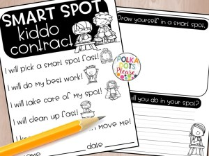 teaching about smart spots