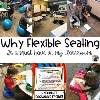 why flexible seating blog post