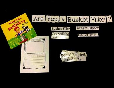 How Full is Your Bucket Activities