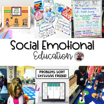 Social Emotional Education in elementary classrooms