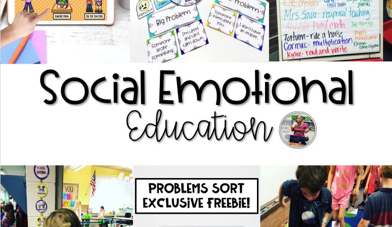 Social Emotional Education