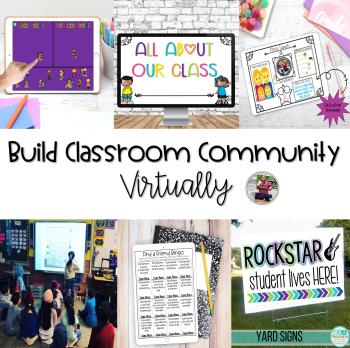 Build your classroom virtually blog post