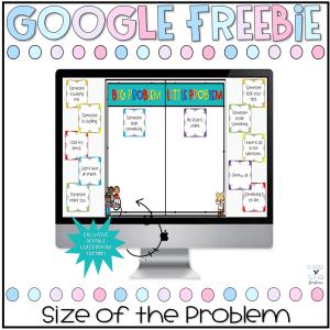 Digital Size of the Problem FREEBIE