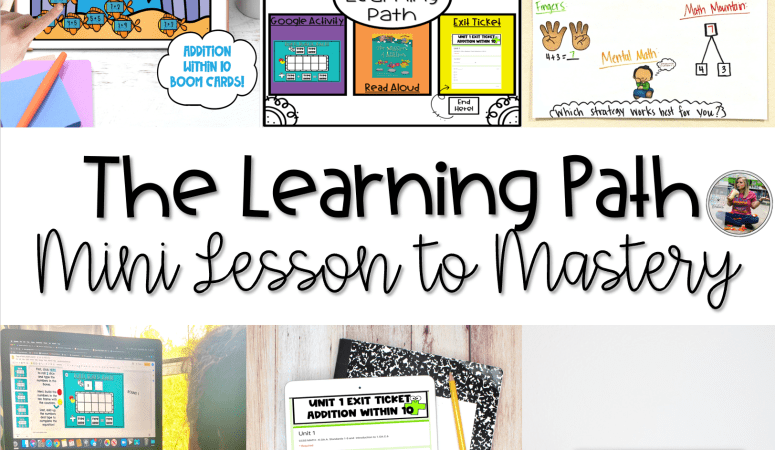 The Learning Path – Mini Lesson to Mastery