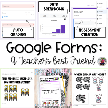 Google Forms for the Classroom