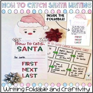 How to Catch Santa Writing