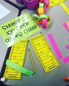 100th Day Stations