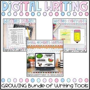 Digital Writing Tools Bundle