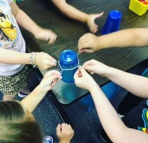 Classroom Team Building Acivities