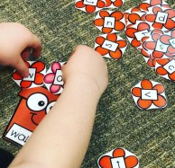 Hands on sight words