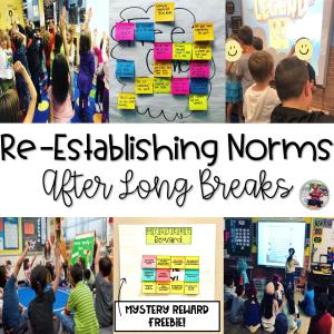 Re-Establishing Norms Blog Post