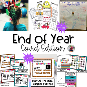 end of year blog post - covid edition