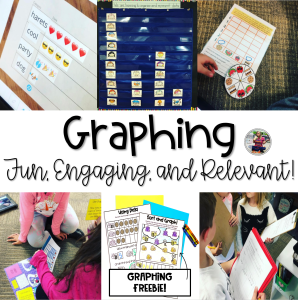 teaching about graphing blog post