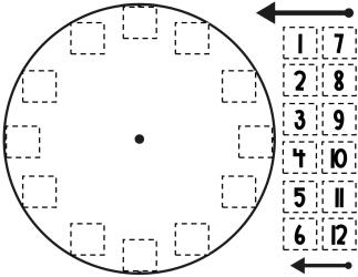 Clock Template
