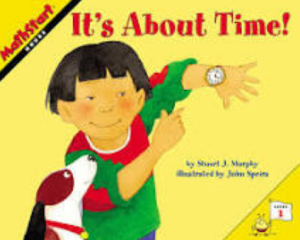 telling time book