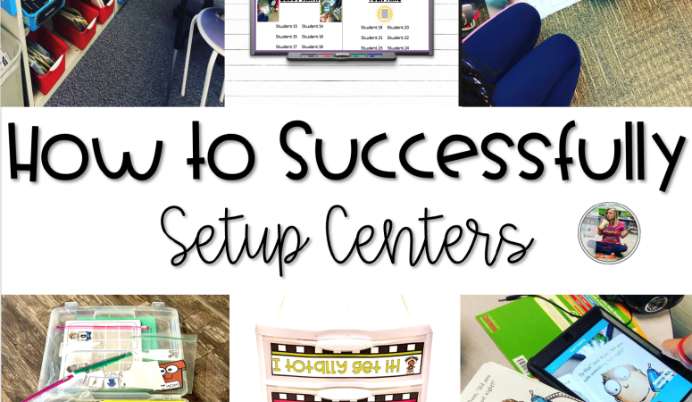How to Successfully Setup Centers