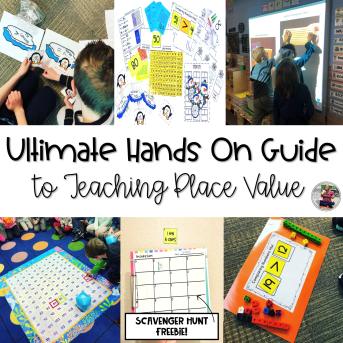 the ultimate hands on guide to teaching place value