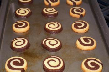 Bake Cookies : Setp 3
