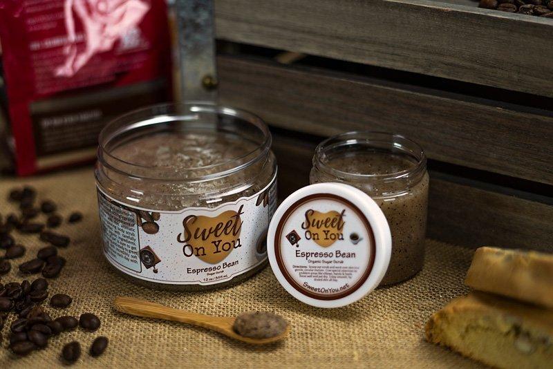 Organic Sugar Body Scrub for Skincare