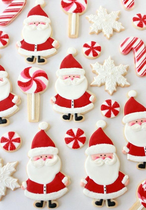 galletas navideñas caseras