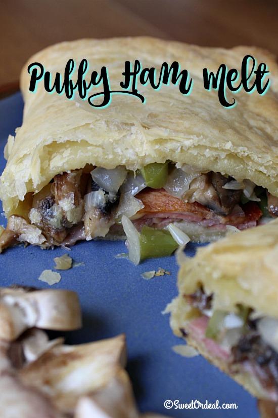 Puffy Ham Melt
