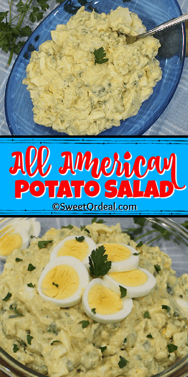 All American Potato Salad