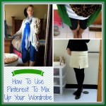 Utilizing Pinterest to Choose Outfits and WIWW Linkup