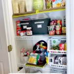 Organized Pantry – Zero Dollars