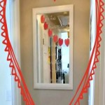 A Sweet Valentines Day Mirror