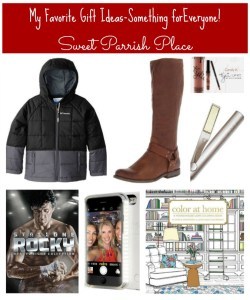 My Favorite Gift Ideas-Something for Everyone!