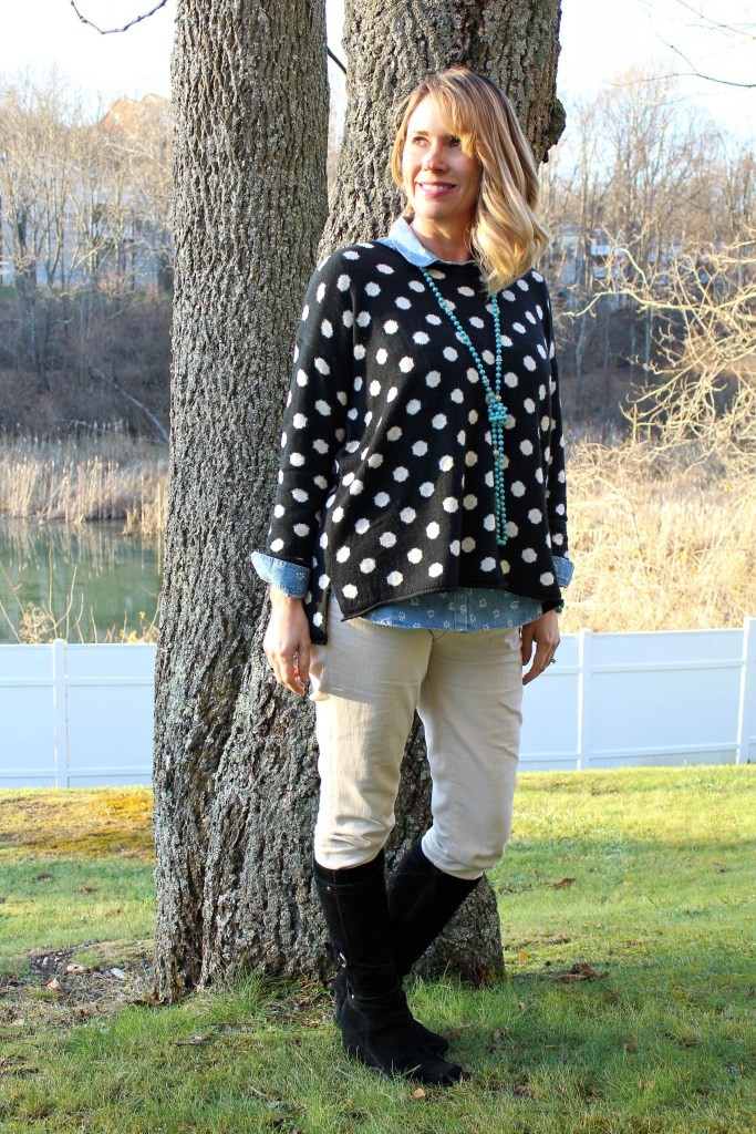 Style Files- A Casual Winter Look