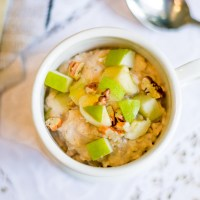 Currently Craving: Oatmeal in a Mug
