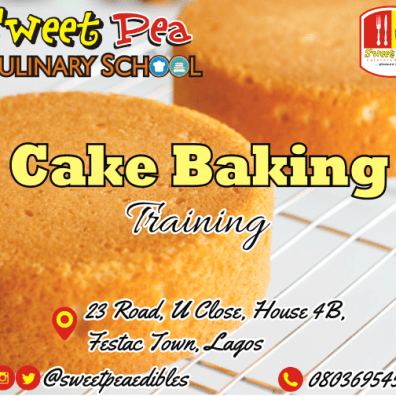 Bake delicious cakes in just 2 weeks • Explanatory training manual • Practical, do-it-yourself classes • 10 sumptuous cake classes • Class project • Certification • Free-after training consultation