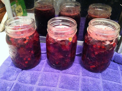 Back to Basics- Strawberry Jam