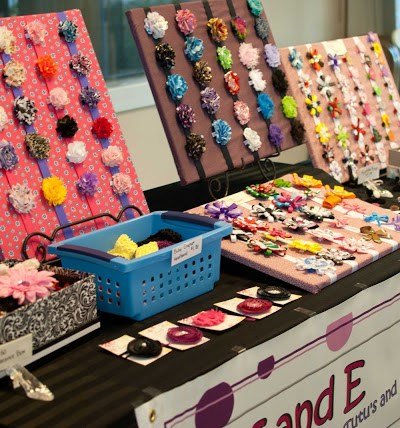 10 Tips for a Successful Craft Show!