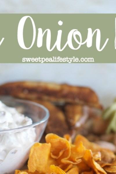 Maui Onion Dip