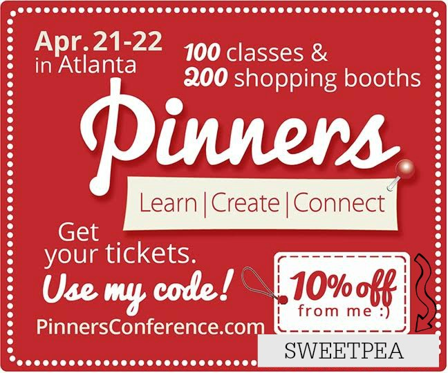 Pinners Conference in Atlanta, GA