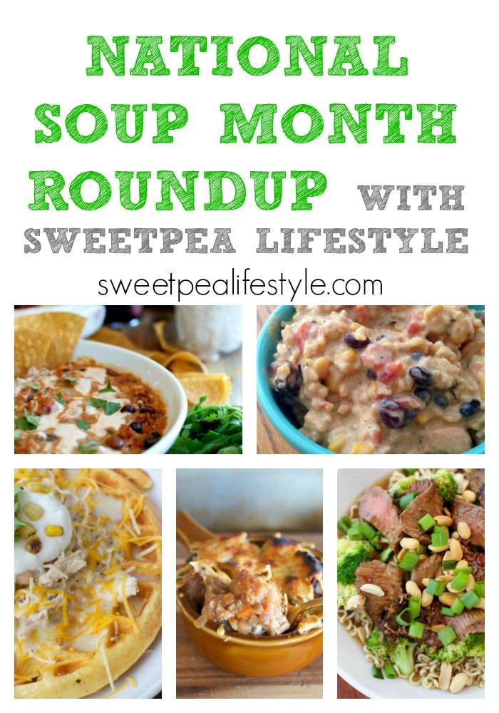 national soup month roundup with sweetpea lifestyle