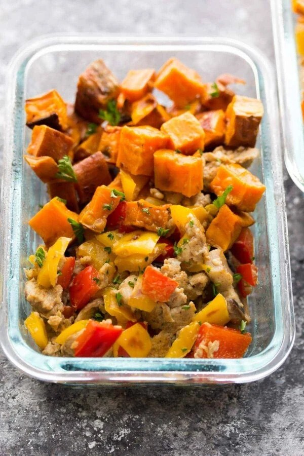 easy and healthy meal prep ideas for breakfast
