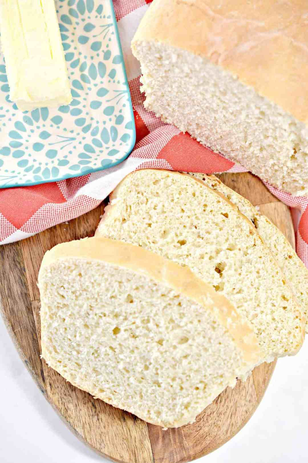 Grandma's Country White Bread