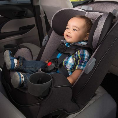 Safety 1st Grow and Go / all one car seat