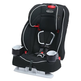 Graco Atlas / harness to booster seats